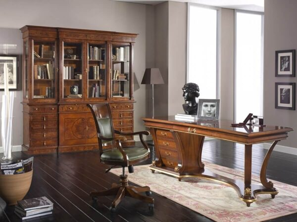 TIMELESS OFFICE - LEATHER